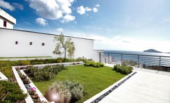 terrazza privata - intensivo leggero