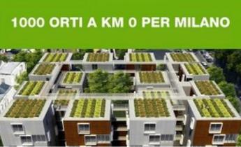 1000 Orti a Km 0 per Milano - Harpo Verdepensile