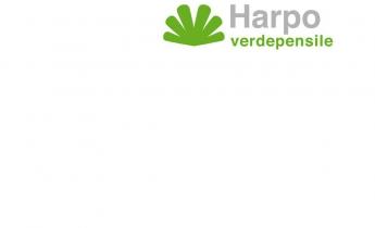 Harpo verdepensile_Logo