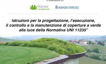 harpo verdepensile | coperture a verde a norma uni 11235