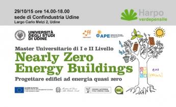 Harpo verdepensile - APE - green building