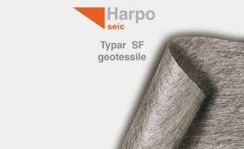Typar SF Geotessile - Harpo Seic Geotecnica