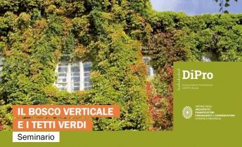 Il bosco verticale e i tetti verdi