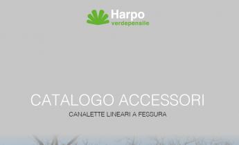 harpo verdepensile_catalogo accesori - canalette