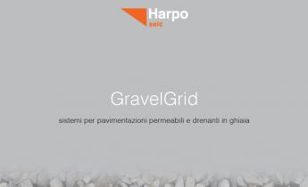 Brochure GravelGrid | Harpo seic | Geotecnica