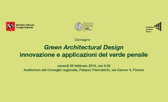 Green Architectural Design - Harpo verdepensile
