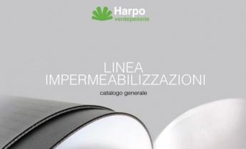 Harpo verdepensile - Manti sintetici - Linea impermeabilizzazioni