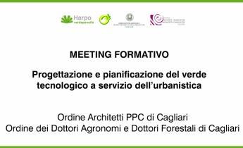 Seminario Architetti Agronomi Dottori Forestali Cagliari - 26/10/18
