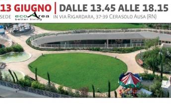 WORKSHOP  Verde Pensile  -  Cerasolo Ausa, 13/06/19