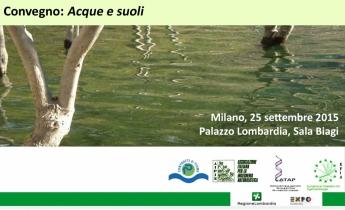 Harpo verdepensile - Convegno Acque e Suoli - Regione Lombardia - Expo
