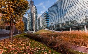 Il più grande progetto di riqualificazione urbana in Europa è quello di Porta Nuova a Milano