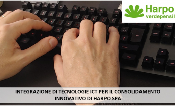 Integrazione di tecnologie ICT per il consolidamento innovativo di Harpo spa