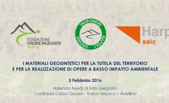 Seminario Napoli | Harpo spa | seic geotecnica