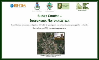 Short Course_Ingegneria Naturalistica