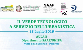 WORKSHOP  Verde Pensile  -  Palermo 18 luglio 2019