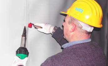 Impermeabilizzazione vasche antincendio