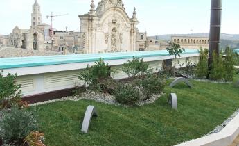 Harpo verdepensile - Banca popolare di Matera