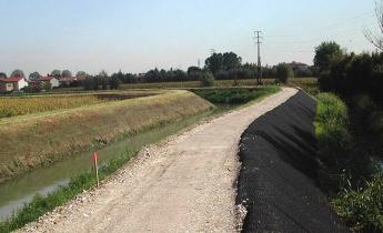 Controllo erosione scarpate asciutte - Geotecnica - Harpo Group