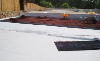 Impermeabilizzazione aree fruibili