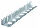 Verdepensile - profili di confinamento curvilinei PPD FLEX- Harpo Group